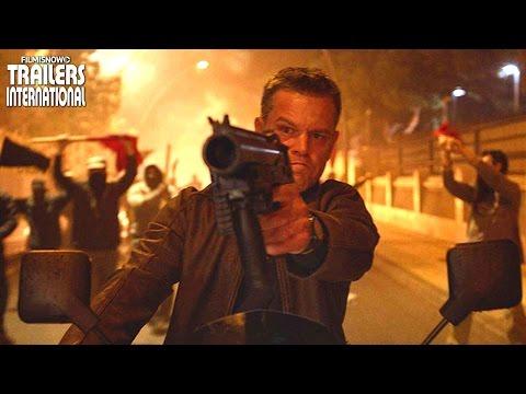 Trailer do filme A Supremacia Bourne