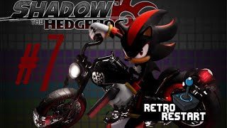 Shadow The Hedgehog - Big Yellow Button - Let
