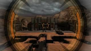 Quake 4 - Покатушки и Сеть Нексуса!