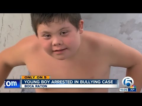 kid gets arrested for Bullying! MUST WATCH!!!