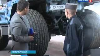 Ростовские заключенные собрали мощный внедорожник