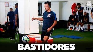 Bastidores - Corinthians 2x0 Botafogo - Copa do Brasil Sub20
