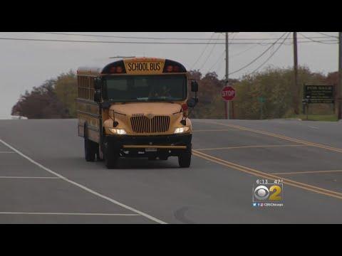 Mick Lee - Video Captures Lemont Drivers Ignoring School Bus Arm