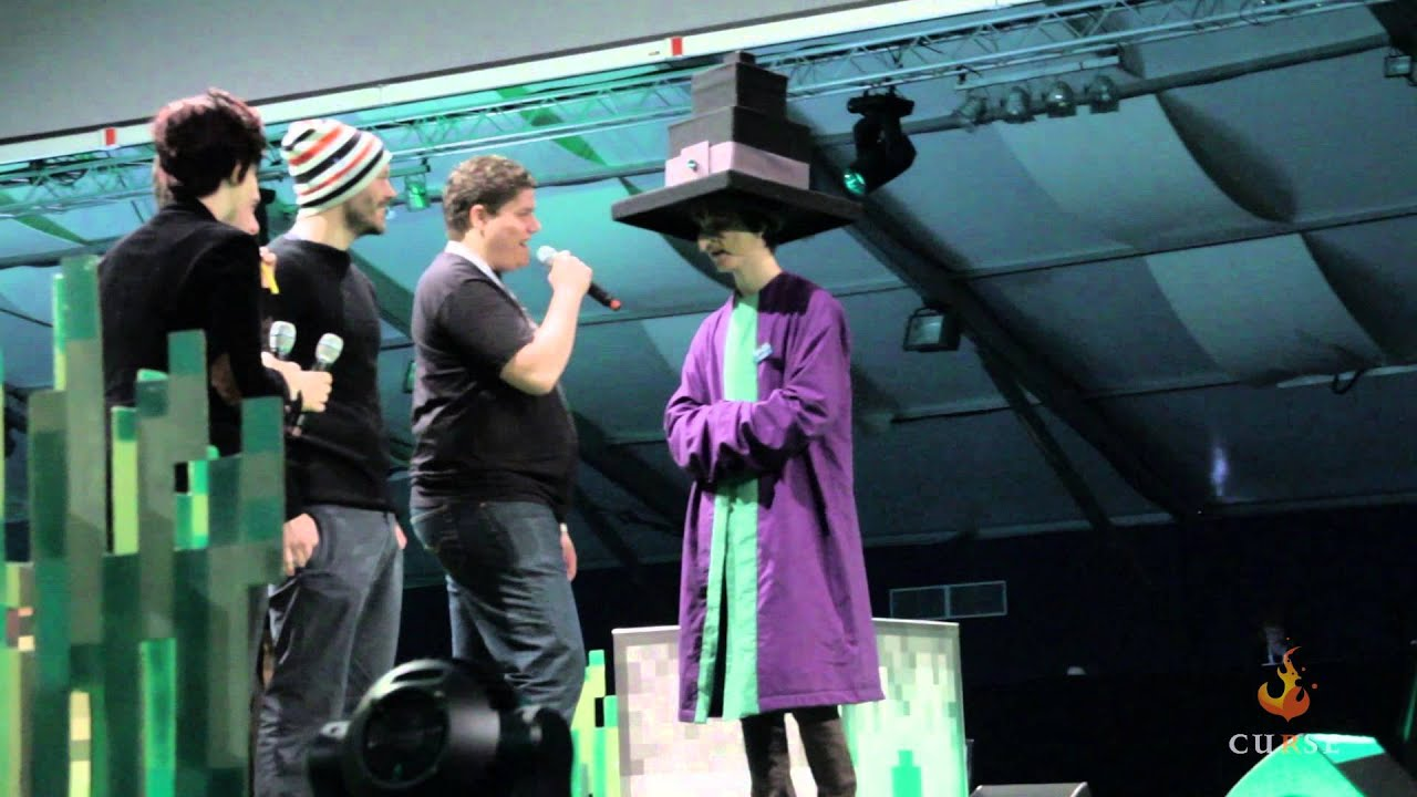 Minecon Costume Contest YouTube
