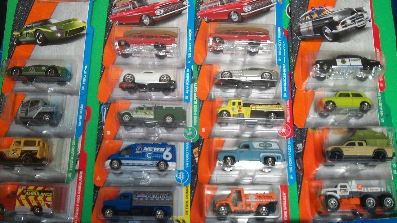 Target new 2017 matchbox off the chains diecast cars for Bureau cars toys r us