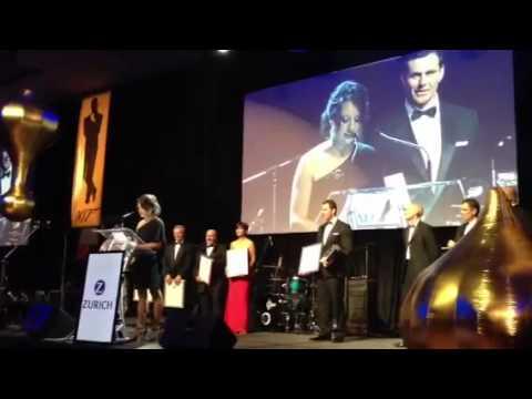 Australian AFA Adviser of the Year Award annoucement - Olivia Maragna Aspire Retire image