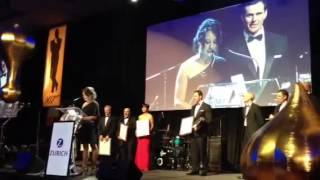Australian AFA Adviser of the Year Award annoucement - Olivia Maragna Aspire Retire Video