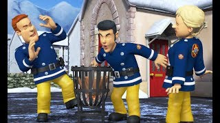 New Fireman Sam 🌟The Christmas Bonfire 🔥 ❄️Christmas Special 🎄🔥Kids Movie