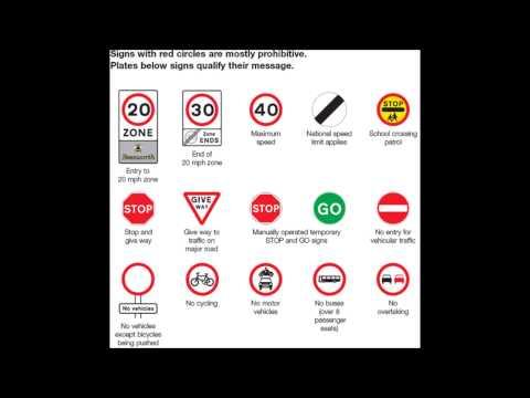 Porkyquiz: The Highway Code