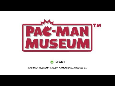 James & Friends Look-At - Pac-Man Museum (PC)