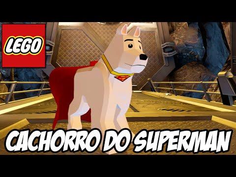 Lego Batman 3 - O Cachorro do SUPERMAN