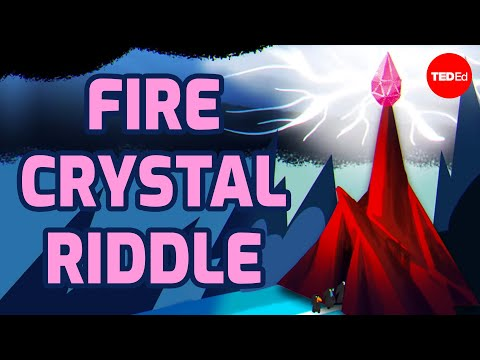 Everything changed when the fire crystal got stolen - Alex Gendler