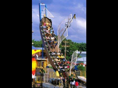 World Most Dangerous Ride Santa Maria at Fantasy Kingdom