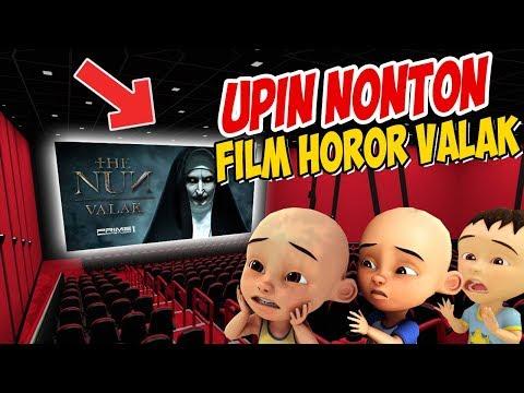 Upin Ipin Nonton Film Horor Valak Di Bioskop , Ipin Takut ! GTA Lucu