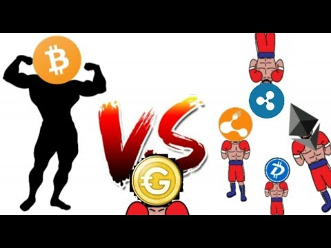 Bitcoin vs Altcoins! Some coins to look out for!