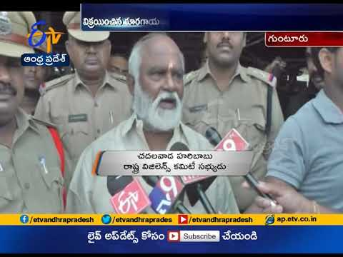 Legal Metrology Department Raids On Wholesale&Retail Shops at guntur