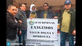 Militares y policías denuncian irregularidades en su servicio de salud | Noticias Caracol