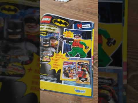 Magazyn Lego City Nr 4 2019 Opening Youtube
