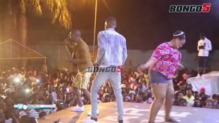 Ben Pol ni miongoni mwa wasanii waliotumbuiza katika show ya Harmon...