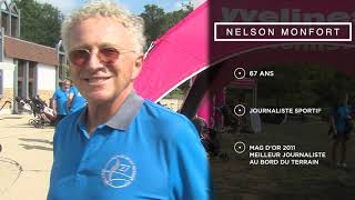 Yvelines | Interview express avec Nelson Monfort