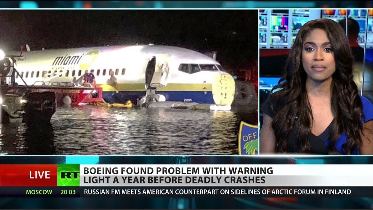 Shocker: Boeing knew of faulty 737s in 2017