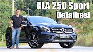 Mercedes GLA 250 Sport 2019 em detalhes - Falando de Carro