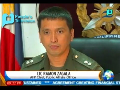 NewsLife: Maguindanao fighting displaces 10,000 individuals    Jan. 29, 2014