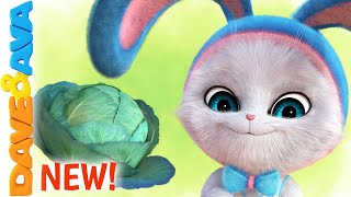 🥗 Oh, John the Rabbit - Brand New Nursery Rhyme by Dave and Ava 🥗