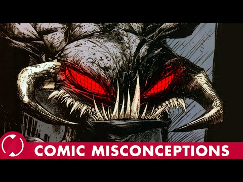 Top 5 Most HORRIFYING Comic Book Characters! || Comic Misconceptions || NerdSync