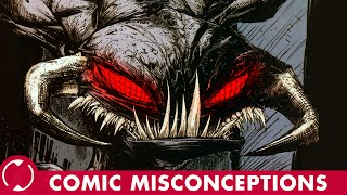 Top 5 Scariest Comic Book Characters! | Comic Misconceptions