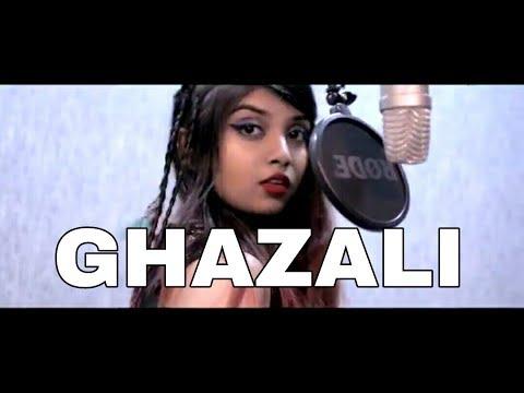 GHAZALI - Saad Lamjarred (Special Indian Cover-'Hindi', 'Arabic', 'English' - Srushti Barlewar)