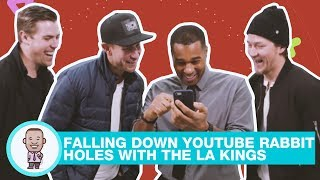 FALLING DOWN YOUTUBE RABBIT HOLES WITH THE LA KINGS