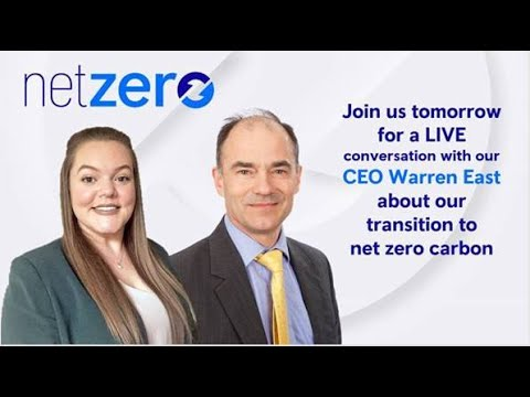 Rolls-Royce | Join us for a conversation about our transition to net zero carbon