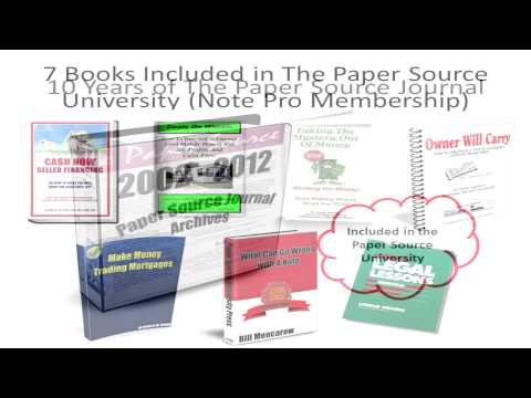 Brokering Structured Settlements - The Paper Source University