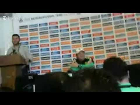 Mexico's Press Conference