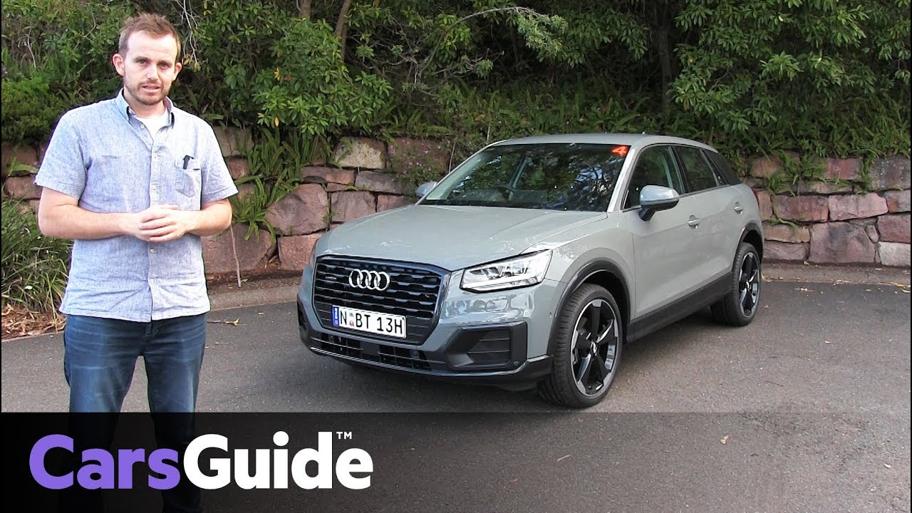 audi q2 2018 review first drive video youtube. Black Bedroom Furniture Sets. Home Design Ideas
