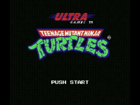 Teenage Mutant Ninja Turtles (NES) Music - Overworld 1