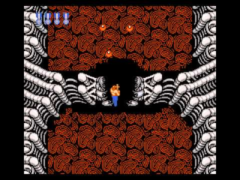 Super C/Super Contra NES no death