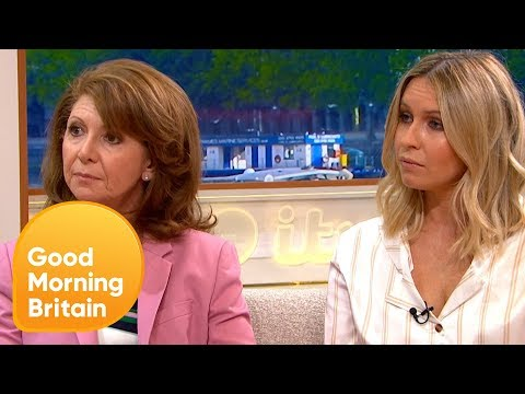 Eastenders Tackles Knife Crime With New Storyline | Good Morning Britain