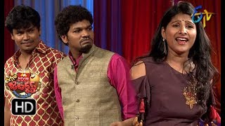 Avinash & Karthik Performance | Extra Jabardasth| 27th July 2018 | ETV Telugu