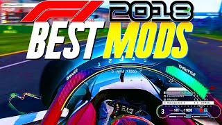 Top 5 F1 Mods Antigravity, Safety Cars, Halo, Ultraspeed & More