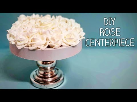 Rose Box DIY | Mothers Day Gifts Ideas – Wedding Centerpieces – Easy Mothers Day Crafts