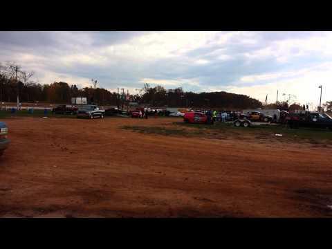 Geoff Shenk at Susquehanna Speedway