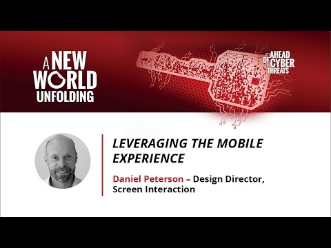 Daniel Peterson: Leveraging the mobile experience - Stockholm 2016