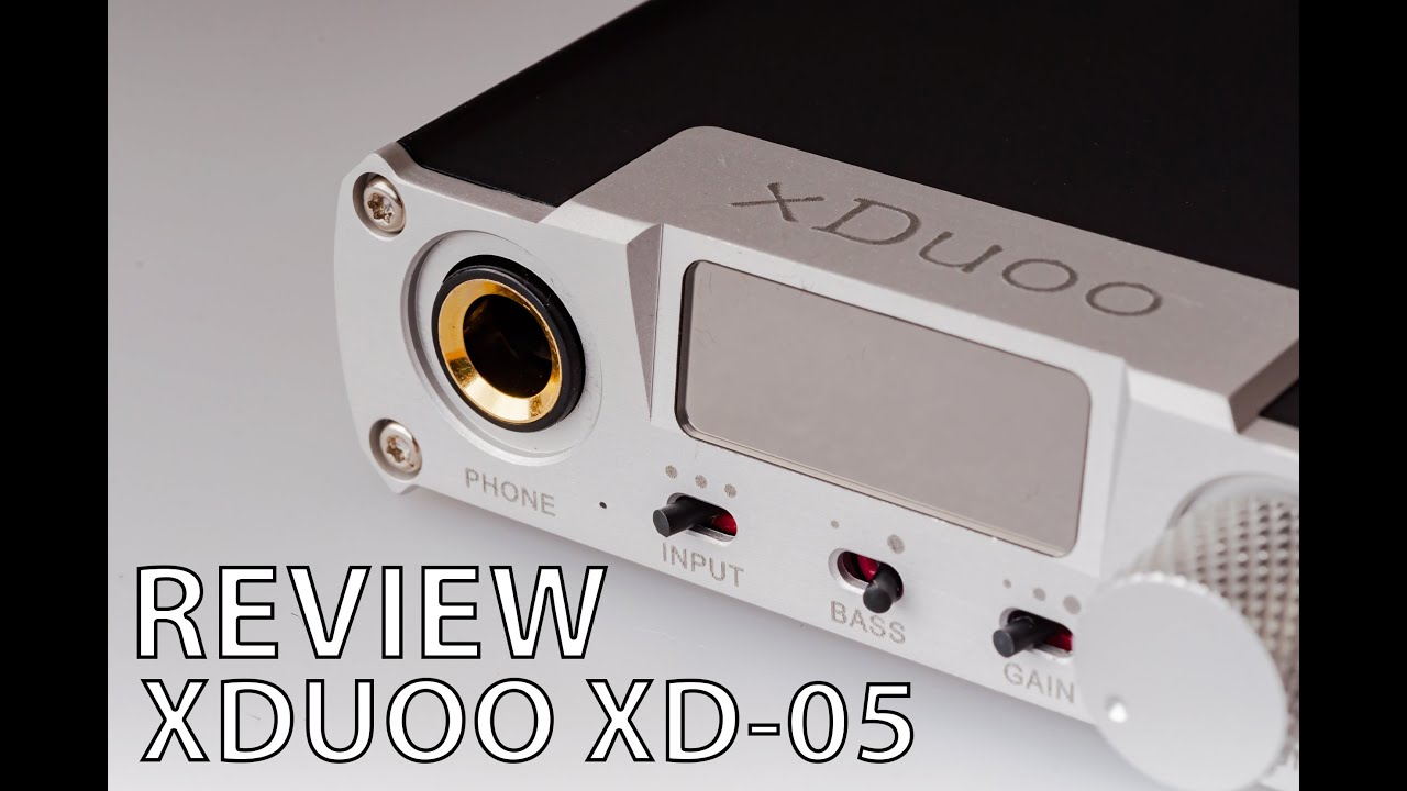 Review Xduoo Xd 05 Bahasa Indonesia Youtube Dac Amp Portable