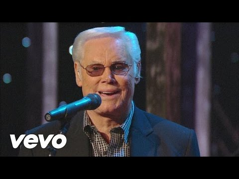 George Jones - Just a Little Talk With Jesus [Live]