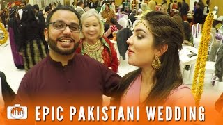 EPIC PAKISTANI WEDDING | Mehndi in Islamabad (#6)