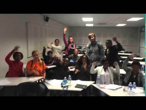 1st Year Moshal Scholarship Students Free State University, Bloemfontein