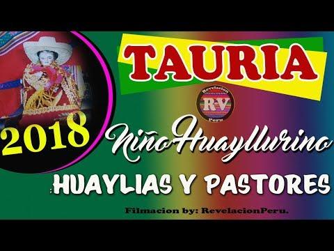 ♫HUAYLIA 2018♫  Niño Huayllurino - Tauria, La Union, Arequipa, 6 Enero 2018 - VIDEO COMPLETO HD