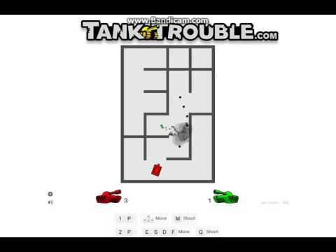 ถล่มรถถัง เล่นเกมกับน้องสาว#3 Y8.com